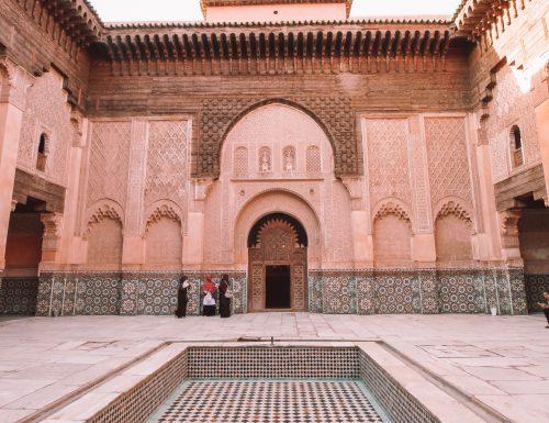 autunno a Marrakech