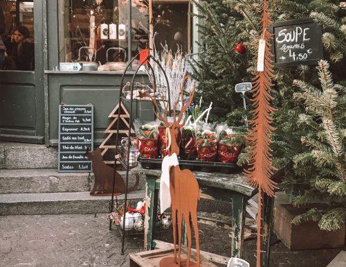 capodanno tra mercatini di Natale e vigneti: la route des vins alsaziana