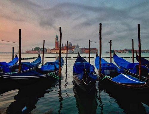 Fuga romantica a Venezia