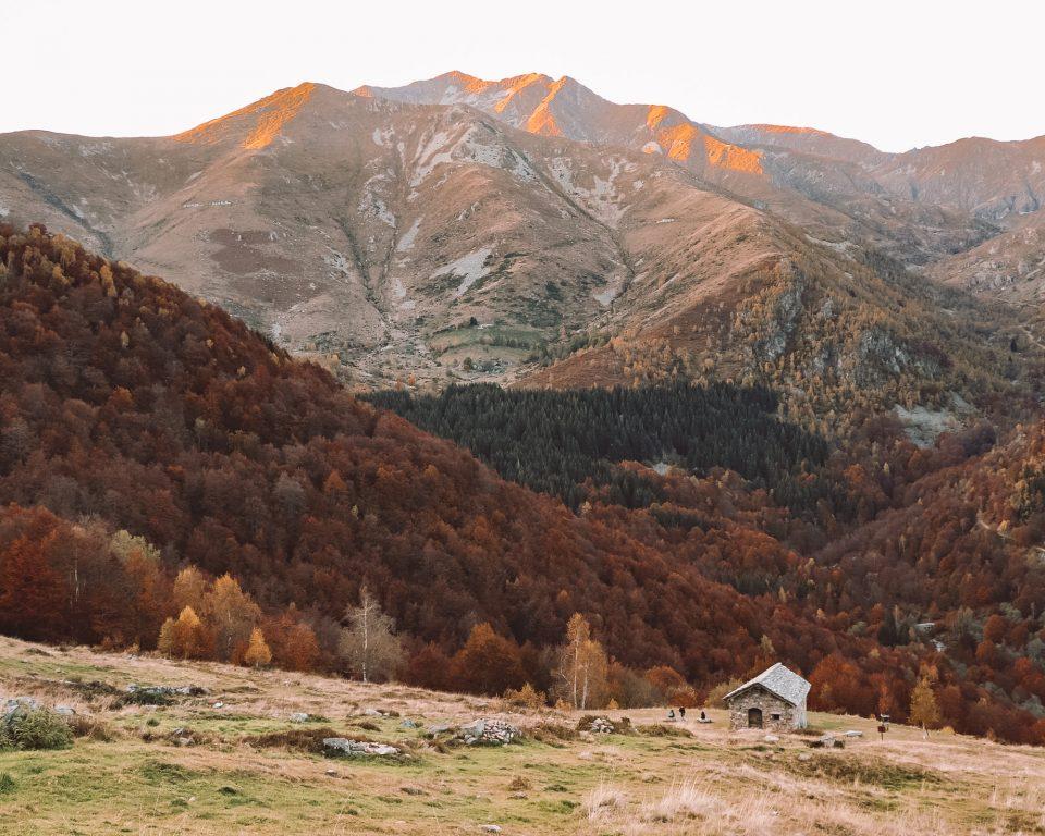 foliage vicino Milano: una gita all'Oasi Zegna